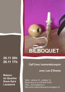 Bibloquet @ Maison de Quartier Sous Gare Lausanne | Lausanne | Vaud | Suisse