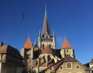Cantando Viretum Petrum @ Cathédrale Notre-Dame de Lausanne